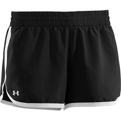 Under Armour Women's Great Escape II Short ($30) ❤ liked on Polyvore featuring activewear, activewear shorts, shorts, sport, sport time, under armour sportswear, under armour and logo sportswear