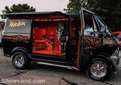 Generation Ford Econoline Vans ( 1968 to 1974 ) Custom Van Interior, Jeep, Old School Vans, Chevy Van, Panel Truck, Cool Vans, Ford Classic Cars, Vintage Vans, Dodge Trucks