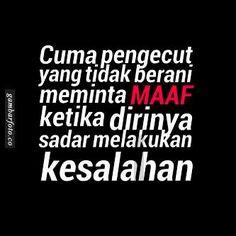 kumpulan kata kata sindiran Bad Quotes, Story Quotes, Words Quotes, Qoutes, Love Quotes, Funny Quotes, Gemini Traits, Quotes Indonesia, Islamic Quotes