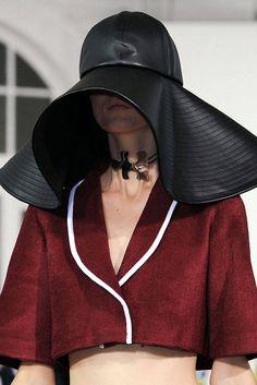 Hat by  J.W. Anderson   - HarpersBAZAAR.com
