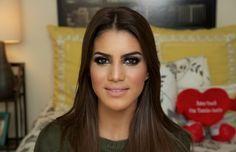 Maquiagem dourada Vídeos, fotos e tutoriais