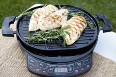 Enjoy the great outdoors while preparing dinner with the portable NuWave Precision Induction Cooktop (PIC). @NuWave