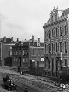 Weteringschans 126 136 de diaconieschool 1890 Amsterdam, Louvre, Street View, Building, Travel, Viajes, Buildings, Destinations, Traveling