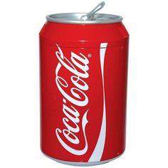 Koolatron Coca-Cola Can Cooler, Red (€190) ❤ liked on Polyvore featuring home, kitchen & dining, food storage containers, red, beverage cooler, car beverage cooler, coke cooler, coca cola drink cooler and plastic beverage cooler