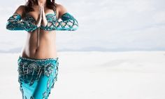 Groupon - One or Three Months of Unlimited Belly Dance Classes at Luna Belly Dance (Up to 53% Off) in Georgian Terrace. Groupon deal price: $19