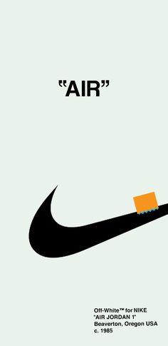 Off-White Nike Wallpaper