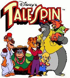 Talespin (USA, 1990-1991)