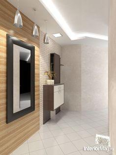 Дизайн узкой прихожей - 10 фото | ИнтерьерМаг.ру