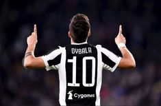 727d31c15 Paulo Dybala of Juventus celebrates 10 goal during the serie A match  between Juventus and AC Milan at Allianz Stadium on March 31 2018 in Turin  Italy
