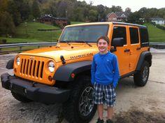2013 Jeep wrangler rubicon...LoVe iT!!!!