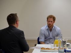 "Kensington Palace on Twitter: ""Prince Harry hears how @GSTTnhs are using thoughtful & innovative methods to normalise and de-stigmatise #HIVtesting"
