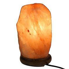 WBM Himalayan Light # Natural Air Purifying Himalayan Tall basket salt lamp with Salt chunks, Bulb and dimmer switch Light Bulb, Natural Lamps, Ionic Air Purifier, Tall Basket, Himalayan Salt Lamp, Tealight Candle Holders, Natural Life, Natural Crystals, Gourmet