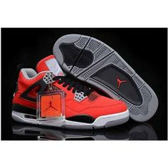new style b169e c3349 http   www.anike4u.com  Air Jordan 4 Nubuck Leather A.A.A