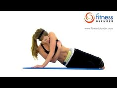 Fast & Effective Bodyweight Upper Body Workout - Tone Upper Body at Home, Fitness Blender