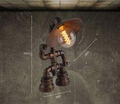 fancy pipe lamps - Recherche Google