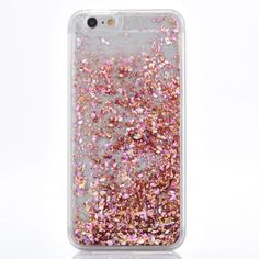 Rose Gold Diamonds Waterfall Case
