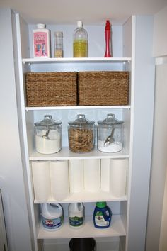 23 Clever Ideas To Organize Laundry Room Design Decorecord