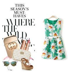 ¡Hola verano! Lleva un vestido de flores para el día de hoy 1.- Perfume Guilty Gucci http://fashion.linio.com.mx/a/guiltygucci