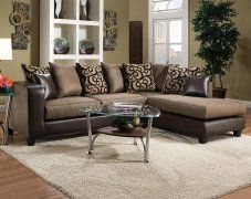 Object Espresso 2 PC. Sectional Sofa