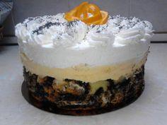 Pavlova, Poppy, Cake, Food, Kuchen, Essen, Meals, Torte, Cookies
