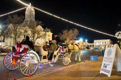 Granbury knows how to have a sweet small-town-Texas Christmas. Holiday glow: Celebrations around Texas - San Antonio Express-News