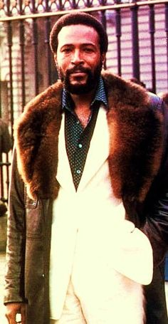 Marvin Gaye Fabulous singer killed by his Father....What a shame