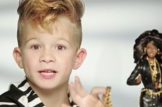 Hey, Boys Can Play With Barbie Dolls Too! (Especially Moschino Barbie) - Video - Creativity Online