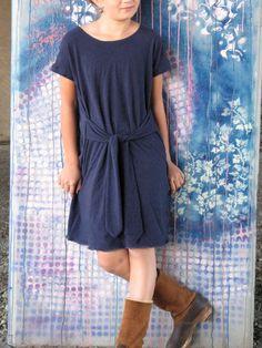 Shifting Seasons Dress Pattern