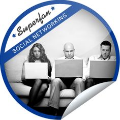 Social Networking superfan (you probably are one if you are on Pinterest)