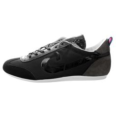 Xile Clothing - Cruyff Footwear: CRUYFF - C42018070 VICENZO BLACK TRAINER (15451)