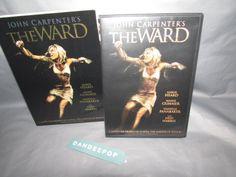The Ward (DVD, 2011) John Carpenter Movie #theward #johncarpenter #horror #dvd #Movie #dandeepop Find me at dandeepop.com