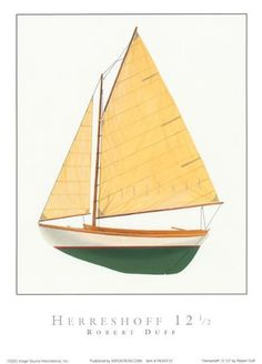 Simple DIY Boat Building Plans Advise - Uncomplicated Boat Building Secrets - An Introduction - Maxwell's Projects Wooden Boat Plans, Wooden Boats, Small Sailboats, Model Sailboats, Sailing Regatta, Boat Kits, Boat Building Plans, Diy Boat, Boat Design