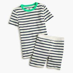 stripe pajama set | crewcuts