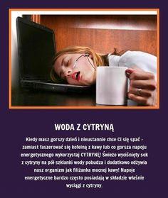 Czy wiecie, że woda z cytryną... Everything, Health, Bar, Diet, Health Care, Salud