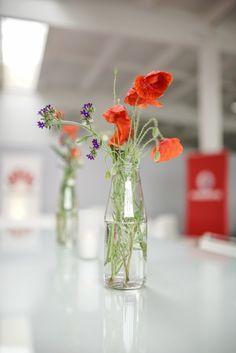 Flower Decorations, Glass Vase, Flowers, Home Decor, Homemade Home Decor, Decoration Home, Floral Decorations, Room Decor, Floral Headdress
