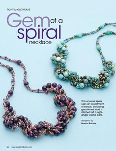 #ClippedOnIssuu from Bead & button april 2016