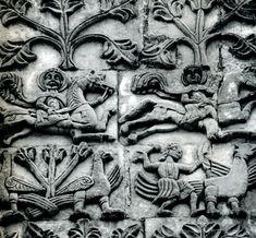 рельефы дмитриевского собора во владимире - Поиск в Google