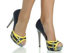 I would fall on my face but I would so wear these!!