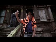Danny Brown - Grown Up (Scion AV - OFFICIAL VIDEO)