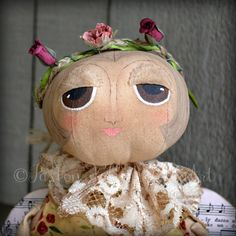 Rag dolls of the past by Cathy Richards on Etsy