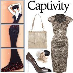 """""""Captivity"""" by jelka-hudson on Polyvore"""