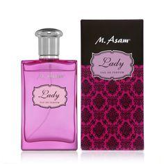 LADY EAU DE PARFUM Lady, Perfume Bottles, Beauty, Beleza, Perfume Bottle