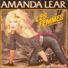 """Amanda Lear - No Credit Card [Plastic Coin Mix] © 1985 €URO 80's """"Somos Tu Mejor Opción en Internet"""" euro80s.net"""