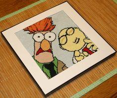 muppet cross stitch