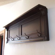 Piano coat rack: thisoldhouse.com | from Best Reader Reuse Ideas 2011