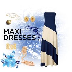 Maxi Dresses uploaded by on ShopLook Maxi Dresses, Polyvore, Outfits, Design, Women, Suits, Curve Maxi Dresses