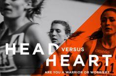 Worrier or Warrior? How do you run?