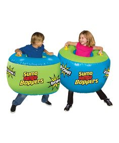 Take a look at this Sumo Bumper Bopper today!