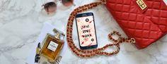 Fond d'écran - By Kha - SoSab - Modest Fashion Chanel Fashion, Modest Fashion, Hijab Fashion, Fashion Wallpaper, Shoulder Bag, Bags, Blogging, Community, Lifestyle