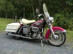 1968 Harley-Davidson Touring